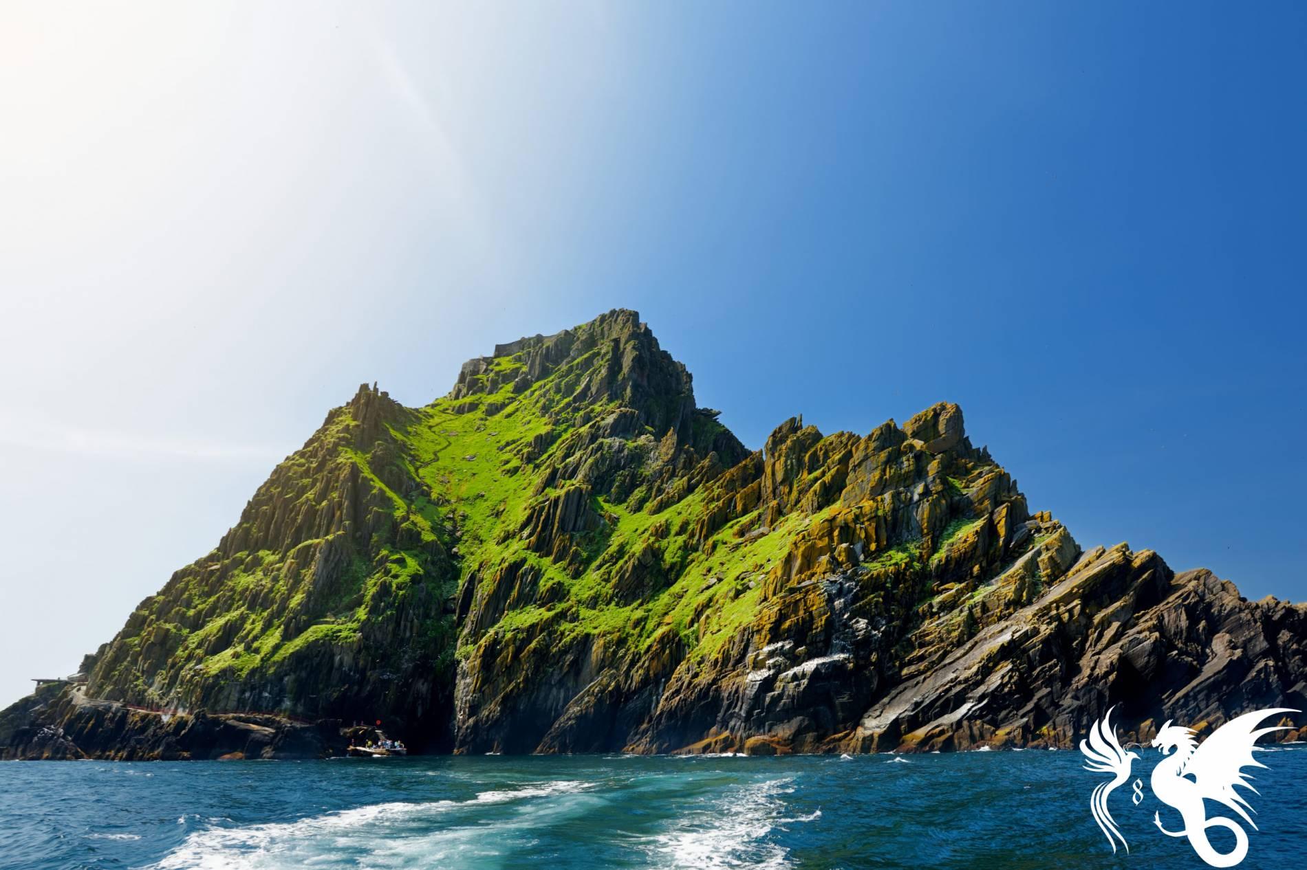 Skellig Michael, tra storia e fantasia: scopriamo l'isola dei Jedi