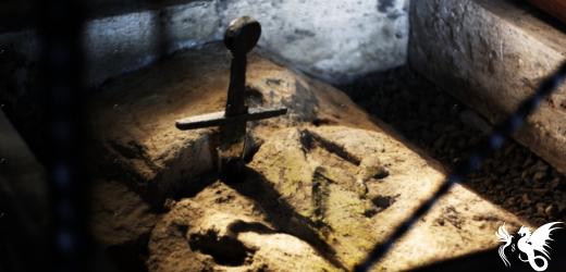 San Galgano e la spada nella roccia. Una leggenda tutta italiana