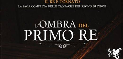 RECENSIONE – L'ombra  del primo re – Lorenzo Sartori