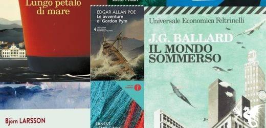 Agosto: i consigli di lettura del mese