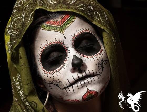 Los Día de los Muertos: sorrisi, musica e colori della morte