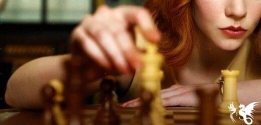 Da dove viene 'La regina degli scacchi' (e degli ascolti)