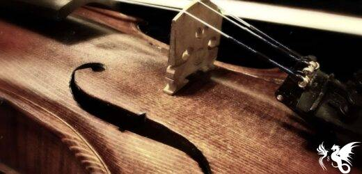 Il misterioso caso del violino nero di Stradivari