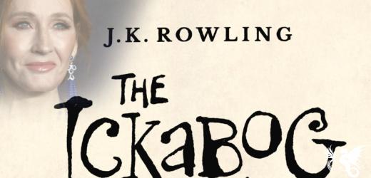 L'Ickabog, la fiaba rinata di J.K. Rowling