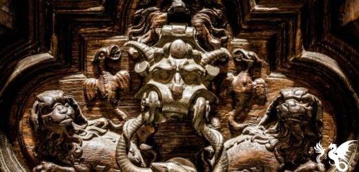Il Diavolo a Palazzo Trucchi di Levaldigi: tra storia, architettura ed esoterismo a Torino